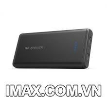 Pin sạc dự phòng RAVPower RP-PB006, 20000mAh, iSmart 2.0, 3.4A Max