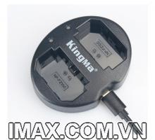 Sạc đôi Kingma cho pin Sony FZ100