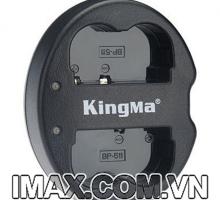 Sạc đôi Kingma cho pin Canon BP-511