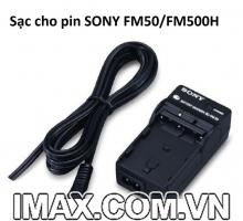 Sạc dây cho pin SONY NP-FM50/FM500H