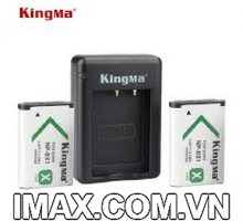 2 Pin 1 Sạc Kingma cho pin SONY NP-BX1