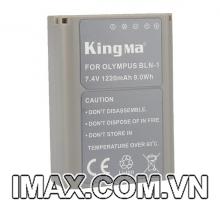 PIN MÁY ẢNH KINGMA  FOR OLYMPUS BLN-1