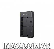 Sạc Ravpower RP-BC003 cho Canon LP-E6, LP-E6N,