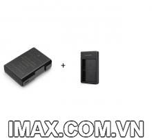 1 Pin 1 sạc máy ảnh cho Nikon EN-EL14 chính hãng RAVPower RP-BC002