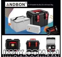 Hộp chống ẩm di động Andbon B10 Plus, có chống sốc