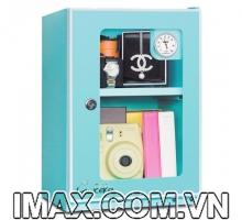 Tủ chống ẩm Eureka AD-25, màu xanh dương