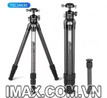 Chân máy ảnh Carbon Coman TSC24A30