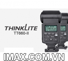 Đèn Flash Godox TT660 II cho Canon/ Nikon/ Sony/ Fuji