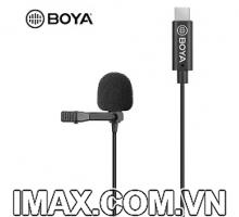 Mic thu âm Boya BY-M3 cổng Type C