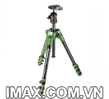 Chân máy ảnh Manfrotto Befree Alu, 4 màu