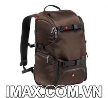 Ba lô máy ảnh Manfrotto Travel Backpack (Màu Nâu)