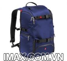 Ba lô máy ảnh Manfrotto Travel Backpack (Màu Xanh)