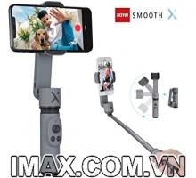 Thiết bị chống rung Zhiyun Smooth X - Gimbal 3 trục cho điện thoại- Hàng chính hãng