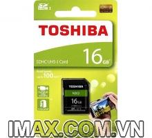 Thẻ nhớ Toshiba SDHC 16GB 100MB/s N203