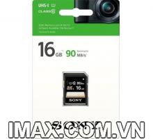 Thẻ nhớ Sony SDHC 16GB 90MB/s