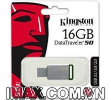 USB 3.1 / 3.0 Kingston DataTraveler 50 DT50 16GB