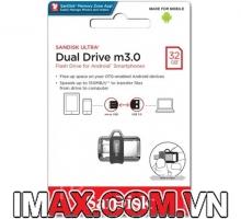 USB SanDisk Ultra 32GB Dual Drive m3.0