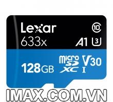 Thẻ nhớ 128GB Micro SDXC Lexar 633x 95MB/s