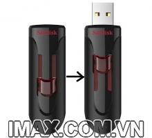 USB 3.0 Sandisk 128GB CZ600 Cruzer Glide
