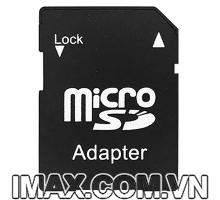 Adaptor/ áo thẻ chuyển đổi thẻ Micro / TF sang SD