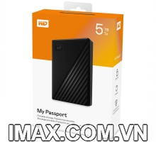 Ổ cứng di động WD My Passport 5TB