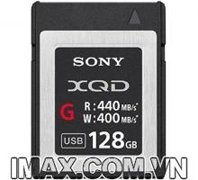 Thẻ nhớ XQD Sony 440/400 MB/s Dòng G 128GB