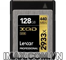 Thẻ nhớ XQD Lexar 128GB 2933X 440MB/s