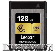 Thẻ nhớ CFexpress Type B card Lexar 128GB 1750MB/s