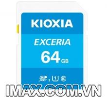 Thẻ nhớ Toshiba SDHC UHS-I EXCERIA KIOXIA 64GB