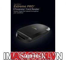 Đầu đọc thẻ nhớ CFexpress Sandisk Extreme Pro