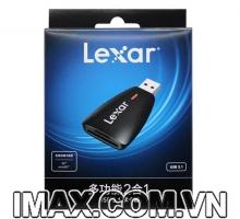 Đầu đọc Lexar USB 3.1 đa thẻ 2 in 1 (MicroSD, SD)