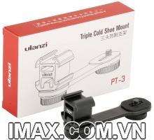 Mount gắn phụ kiện đa năng PT-3 Ulanzi cho máy ảnh, máy quay