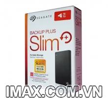 Ổ cứng di động Seagate Backup Plus Slim 4TB