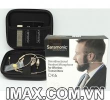 Micro không dây thuyết trình Saramonic DK6A