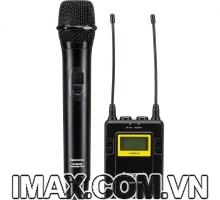 Bộ micro cầm tay không dây Saramonic UWMIC9 RX9 + HU9
