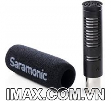 Mic thu âm định hướng Saramonic SR- AXM3 cho máy ảnh DSLR, quay phim