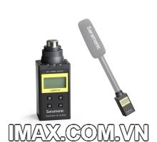 TX-XLR9 Saramomic Bộ truyền tín hiệu từ mic XLR đến UWMIC9 Digital UHF Wireless Microphone System