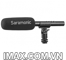 Mic thu âm định hướng XLR shotgun 11 inch Saramonic SR-TM1