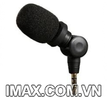 Mic thu âm định hướng cho iPhone, iPad, iPod Touch, Mac Saramonic Smartmic