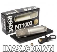 Micro phòng thu RODE NT1000