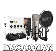 """Micro tụ điện Cardioid 1"""" – RODE NT1-A"""