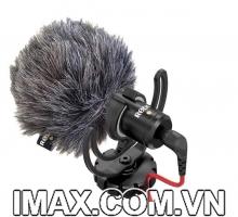 Mic thu âm VideoMicro Rode dùng cho máy ảnh