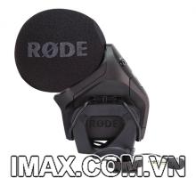 Mic thu âm Rode Stereo VideoMic Pro Rycote