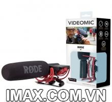Microphone ghi âm máy ảnh chất lượng cao Rode Rycote VideoMic