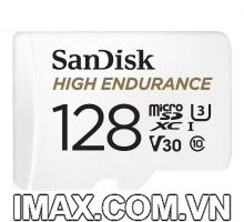 Thẻ nhớ 128GB MicroSDXC SanDisk High Endurance