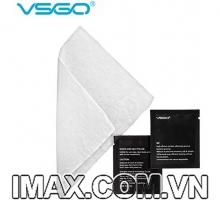 Khăn lau máy ảnh VSGO V-T01E (60 chiếc/ mỗi gói)