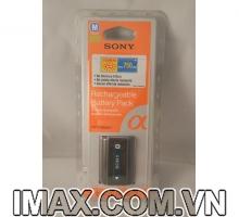 Pin máy ảnh Sony NP-FM55H, Dung lượng cao