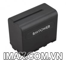 Pin máy ảnh Ravpower for Sony NP-F970