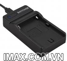 Sạc máy ảnh Ravpower for Sony NP-F970