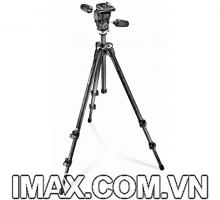 Bộ chân máy ảnh Manfrotto 294 Carbon Fibre 3-S Kit 3W Head